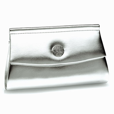Joanie Silver Evening Bag