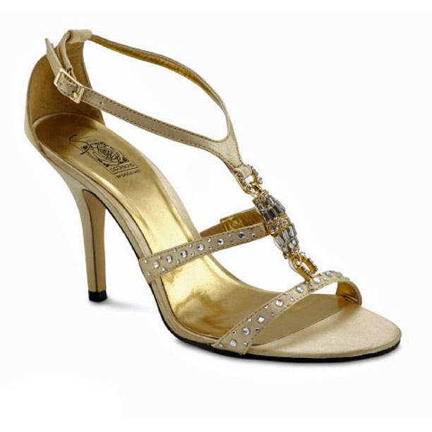 High Heel Evening Shoes