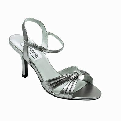 cc1430f6e9dc Evening Shoes.com Collection of Gorgeous Silver Evening Shoes