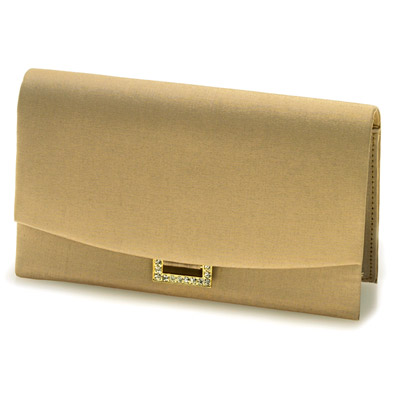 Peggy Gold Evening Bag